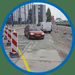 Verkeerstechniek tijdelijke verkeersmaatregelen