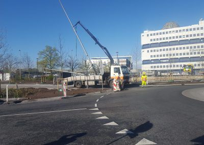 Reconstructie Stationsgebied Leeuwarden