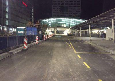 Busstation Utrecht Jaarbeurszijde