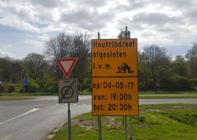 Herdenking 4 mei Stadspark Lelystad