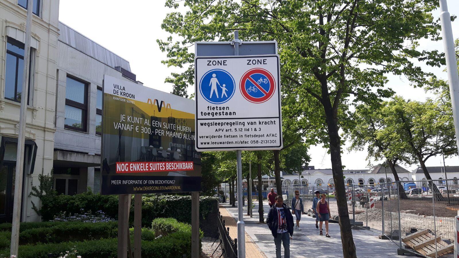 Reconstructie Stationsgebied Leeuwarden - HVE verkeer