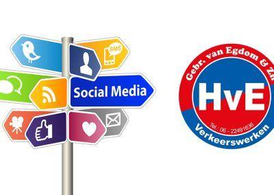 HVE verkeer en de Sociale Media