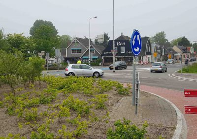 HVE Verkeer Kerkwegbrug Anna Paulowna-3